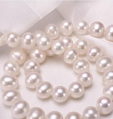 优雅珍珠项链